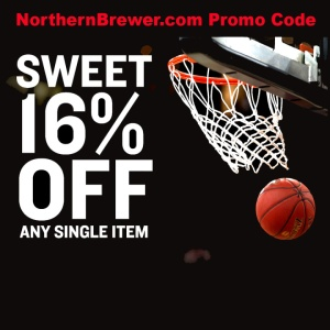 Northern Brewer Promo Code for 16% Off An Item