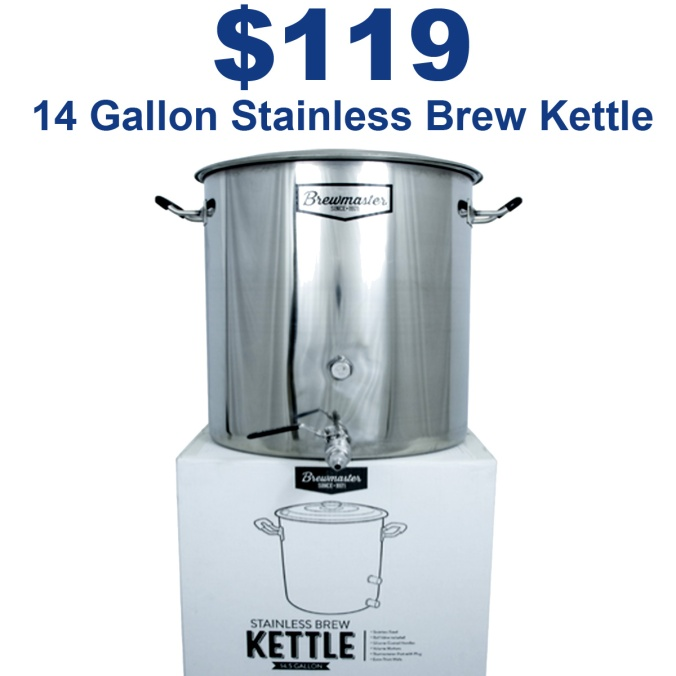 Stainless_Steel_Homebrewing_Kettle_MoreBeer_Promo_Code