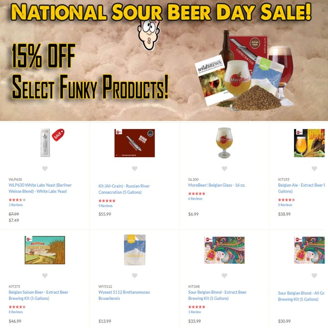 Save 15% At MoreBeer on Select Items with this MoreBeer.com Promo Code