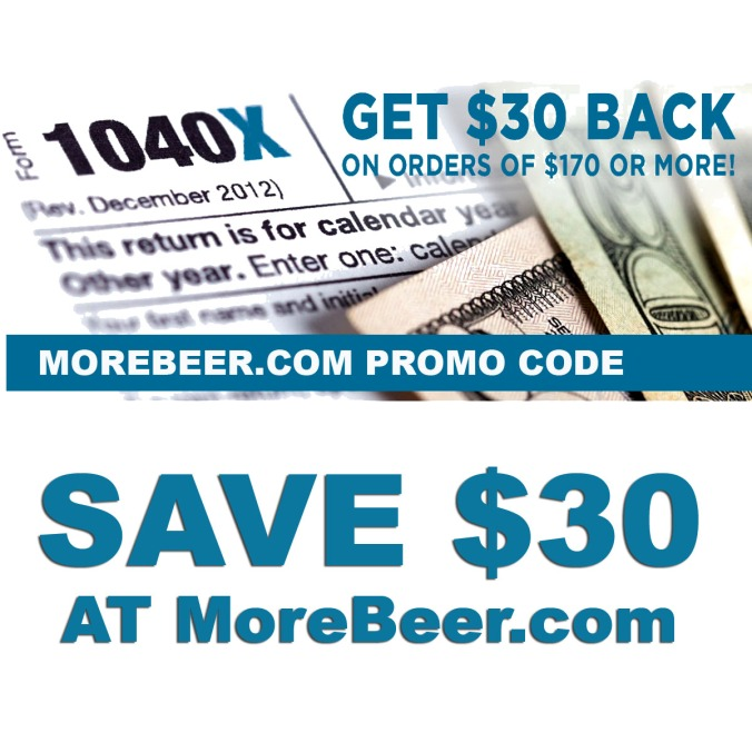More Beer Promo Code for February 2020 Gives You $30 Off